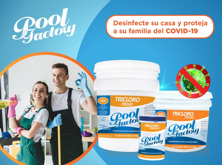 "Featured image for ""Desinfecte su Casa y Proteja a su Familia"""