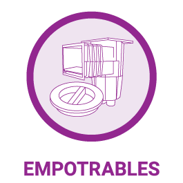 Empotrables